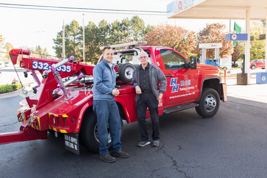 Gallery | H&H Mobil Fuels, Towing & Service Image 22